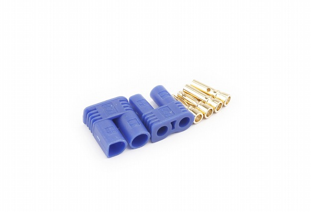 HX-HP-04  5.0mm gold plated connector EC5